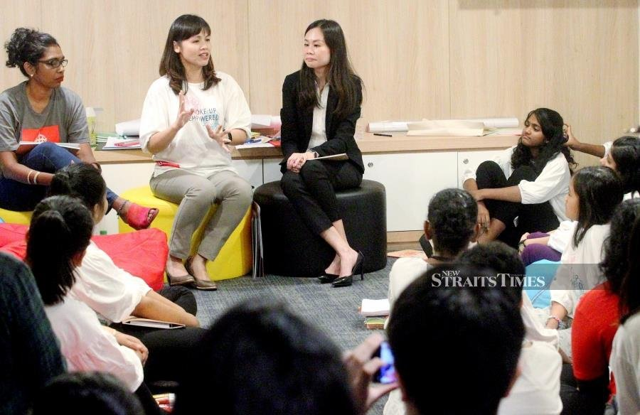 Deputy Education Minister Teo Nie Ching said this was to enable students to learn about relevant legal issues on the subject, including sexual consent. - NSTP/ROSDAN WAHI