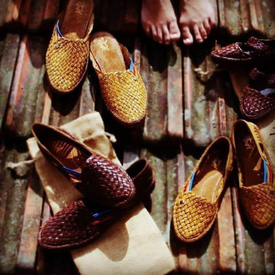 Finely crafted footwear by Fireworks. (Picture from Fireworks)