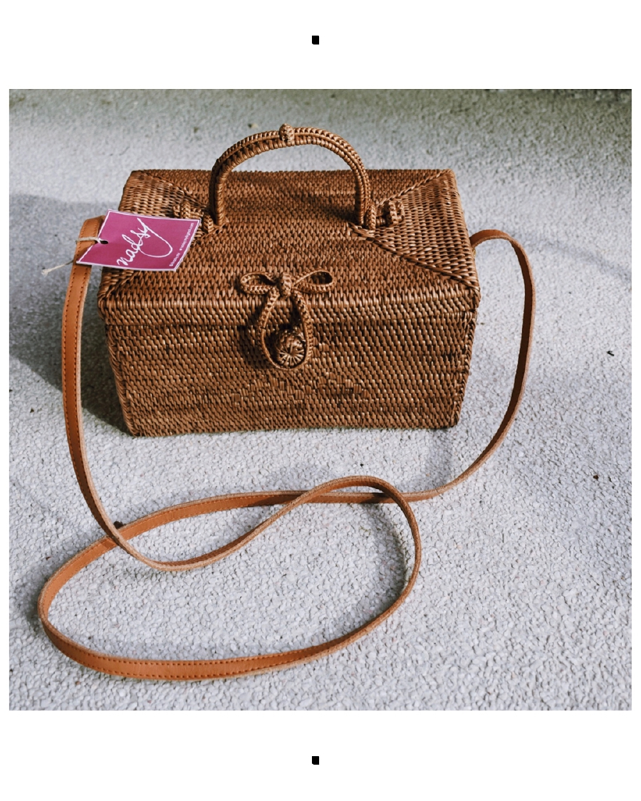 A chic bag by Nadsy. (Picture from Nadsy)