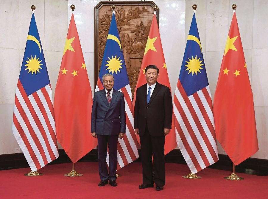 We Cannot Afford This Malaysia Pushes Back On China S Projects