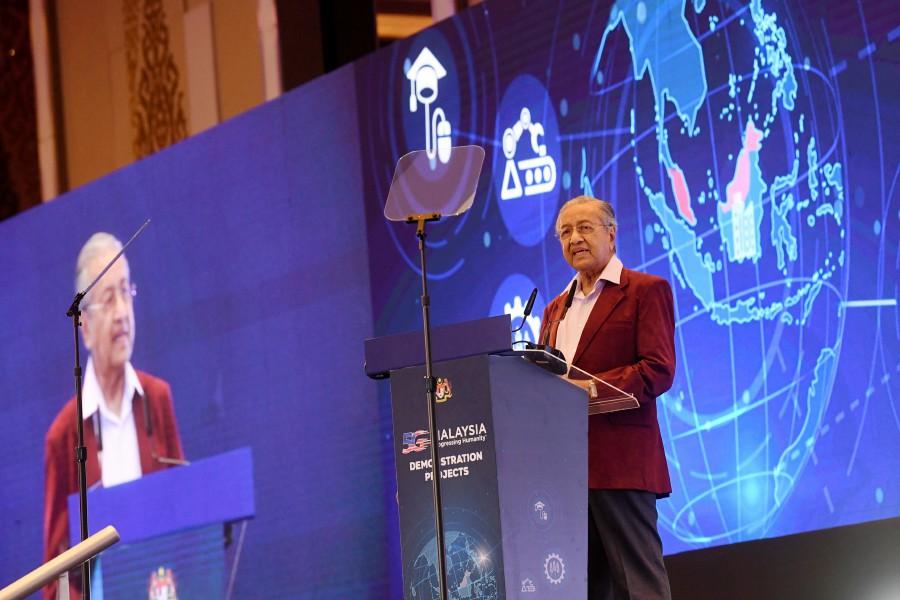 Malaysia Optimis Komersialkan 5G di Q3 2020