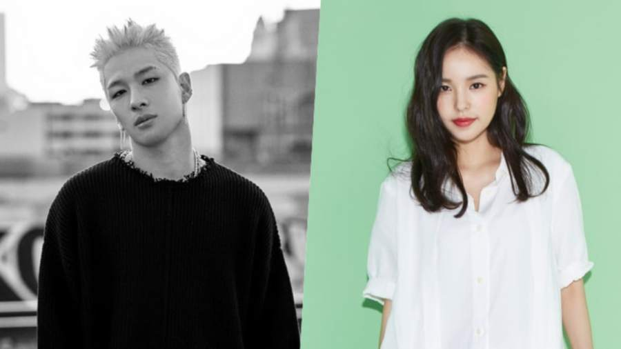 Are min hyo rin and taeyang still dating