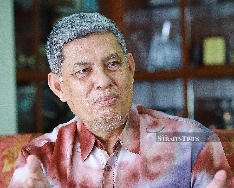 Tan Sri Alimuddin Mohd Dom