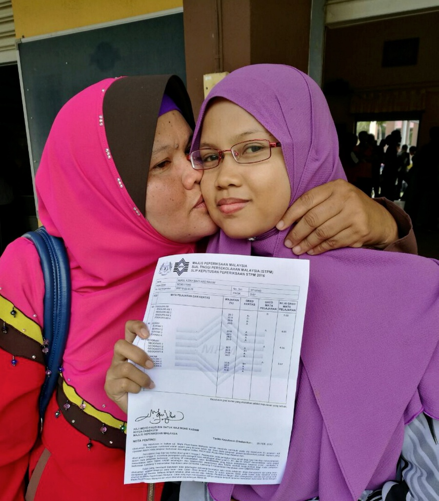 Thalassaemia From Birth And Having To Go In Out Of Hospital For Follow Up Treatments The Blood Disorder Did Not Hinder Nurul Aziah Abd Rahim