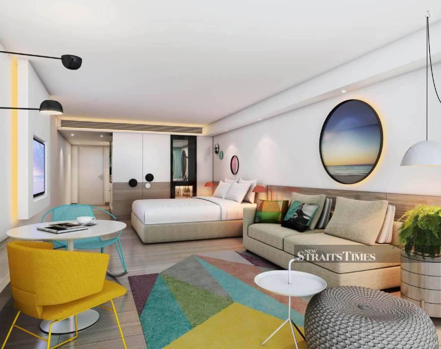 Boutique designer hotel by Bondi Beach | New Straits Times