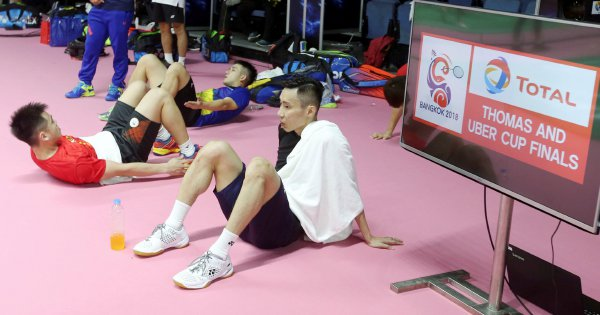 Chong Wei's great influence on Thomas Cup team