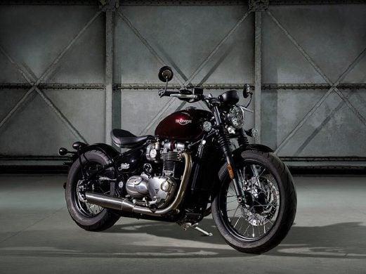d9e551b6f Triumph motorcycles  new models arrive soon