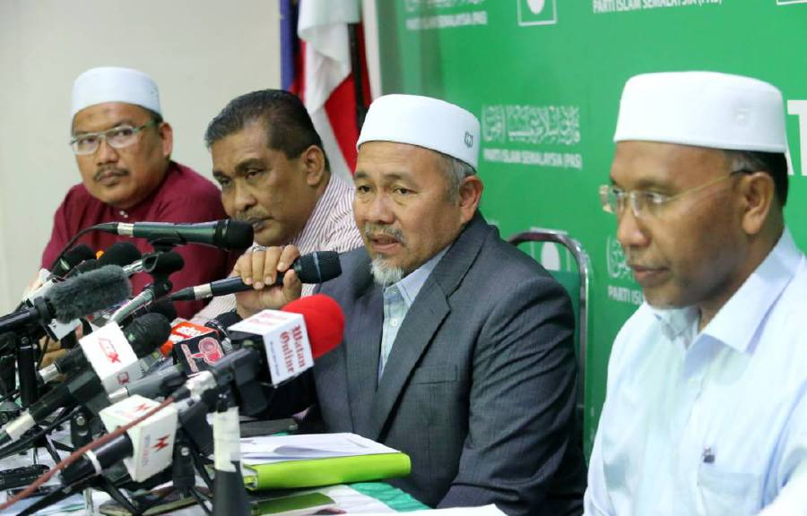 Pas deputy president Datuk Tuan Ibrahim Tuan Man said Kelantan Pas had not made any such applications from the Syura Council for GE14. Pic by NSTP/EIZAIRI SHAMSUDIN