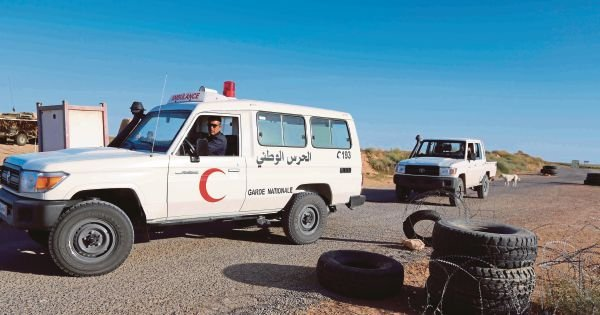 Tunisian man chased by police 'blows himself up'