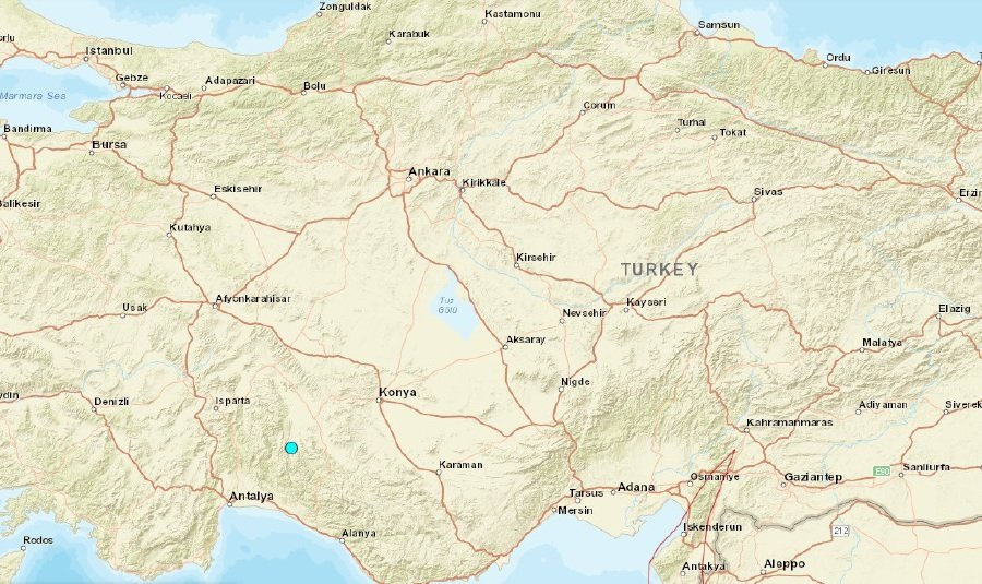 Magnitude 4.3 natural disaster  strikes northwestern Iran