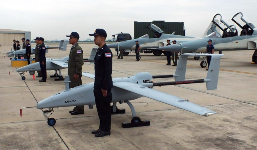 Thailand has established the Defence Industry, Energy Centre and Weapon Production Centre for research and development, though the facilities are not up to scratch to produce weapons on a large scale. - Pic source: RTAF