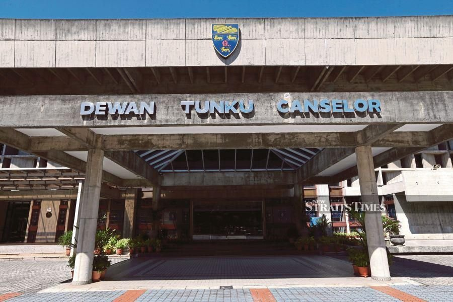 UM's 70th in QS world ranking   New Straits Times   Malaysia General