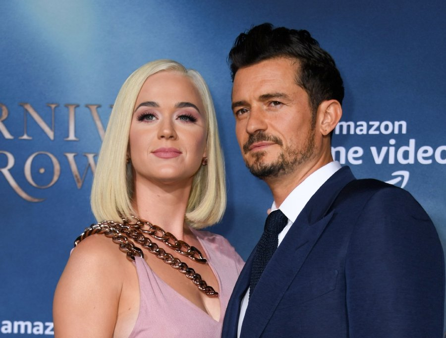 Katy Perry reveals pregnancy in latest music video