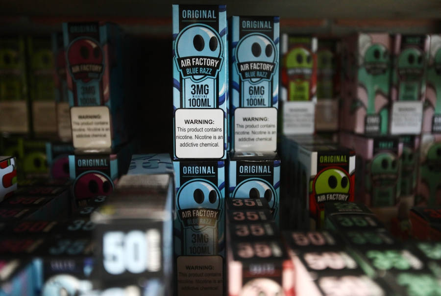 At Least Five Dead In US From Vaping Related Lung Disease