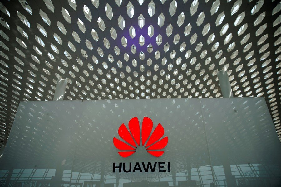 China's Huawei said on Monday it is awaiting guidance from the U.S. Department of Commerce on whether it can resume using Google's Android mobile operating system on upcoming smartphones. -- Reuters photo