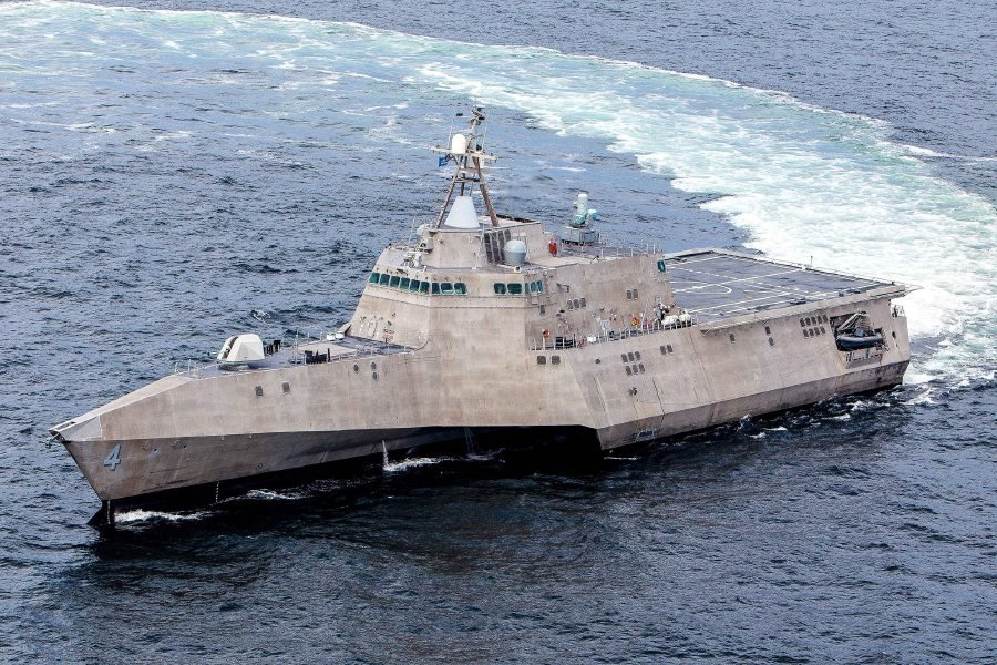 US navy ship USS Coronado to drop anchor in Lumut this month
