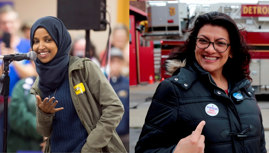 First two Muslim women elected to US Congress | New Straits
