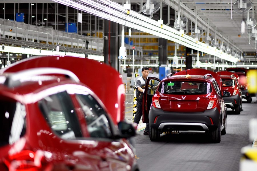 Vietnam S Vinfast To Deliver First Homegrown Car On Monday