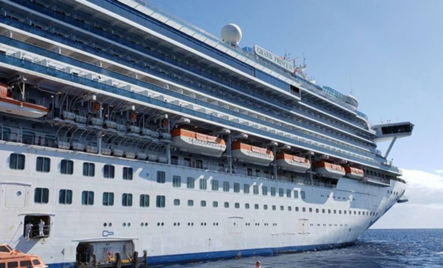 Canadians On A Cruise Are Being Held For COVID-19 Testing
