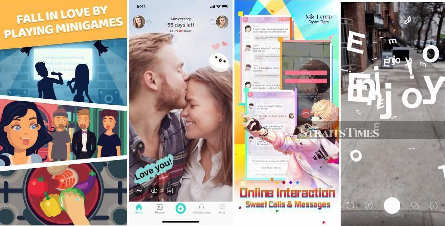 Apps and games that are designed to make your relationship more awesome.