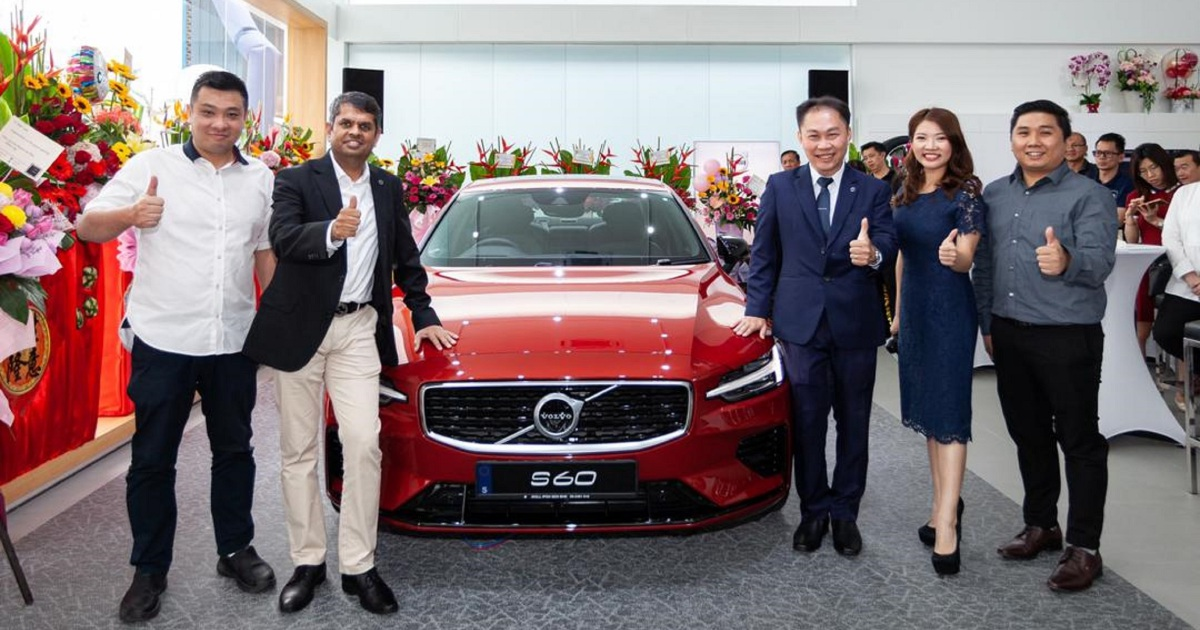 Volvo and iRoll Ipoh launch new 3S Centre