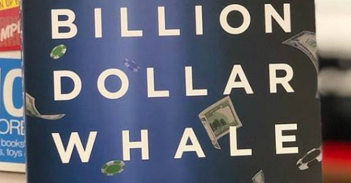 Billion Dollar Whale Sold Out In Klang Valley Bookstores New