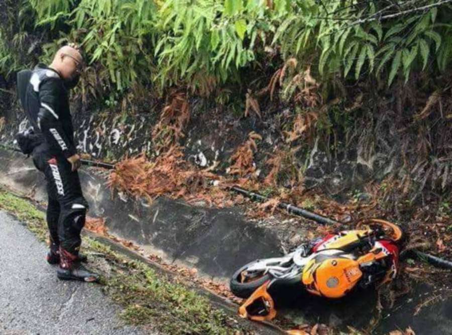 Superbiker killed in accident | New Straits Times | Malaysia General