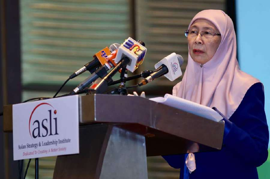 1MDB scandal is caused by greed - DPM | New Straits Times