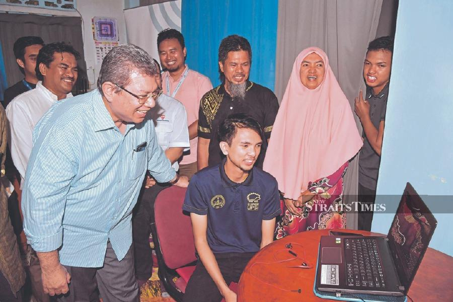 Communications and Multimedia Minister Datuk Saifuddin Abdullah said the new policy is a step forward and an important benchmark in accelerating the ministry's work of strengthening the country's digital infrastructure.