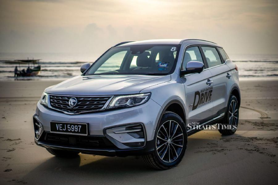 Proton has given an update to its hot-selling C-segment sports utility vehicle (SUV), the X70, after more than a year of its introduction.