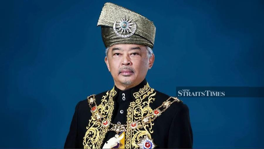 The Yang di-Pertuan Agong Al-Sultan Abdullah Ri'ayatuddin Al-Mustafa Billah Shah has given his consent to the appointment of three commissioners to the Enforcement Agency Integrity Commission (EAIC). - NST/file pic