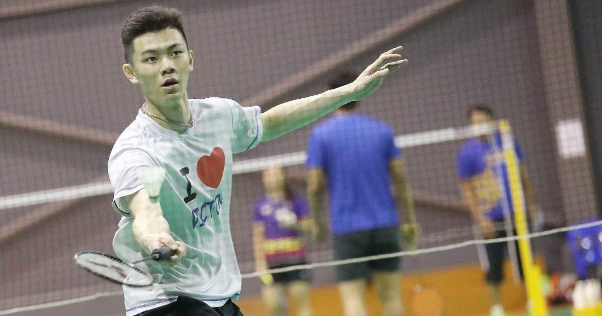 Zii Jia aims for Chen Long's scalp in Odense