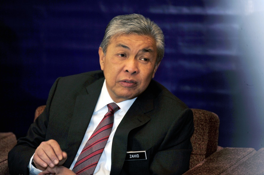 Saudi, UAE keen on building halal ecosystem within Malaysia, says Zahid