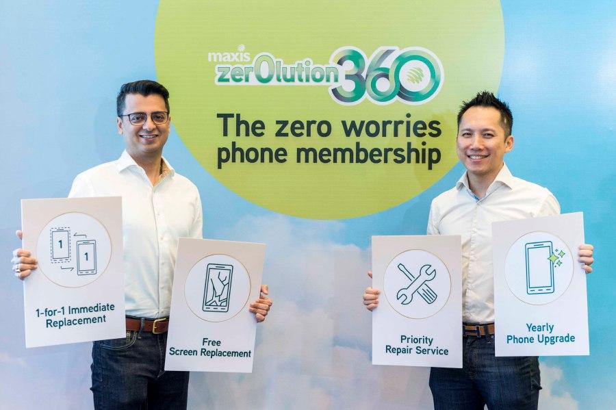 Maxis introduces Zerolution360 membership programme | New