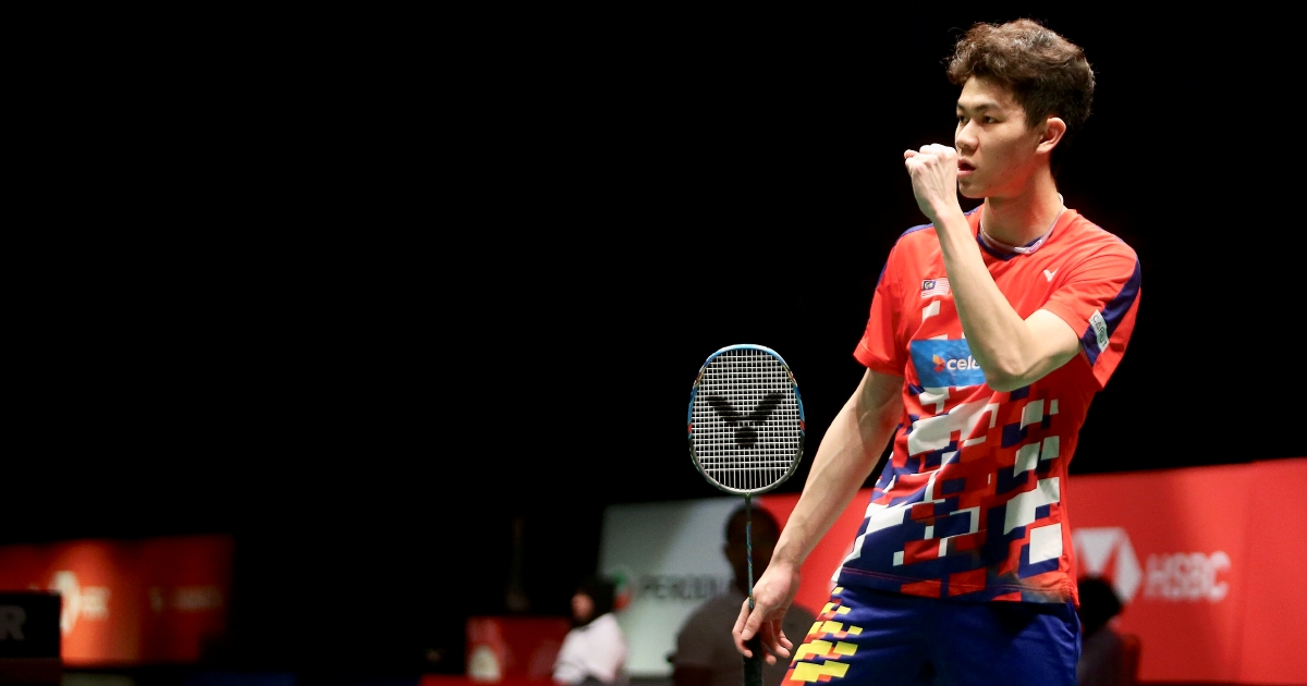 Zii Jia aims to break into world's top 10