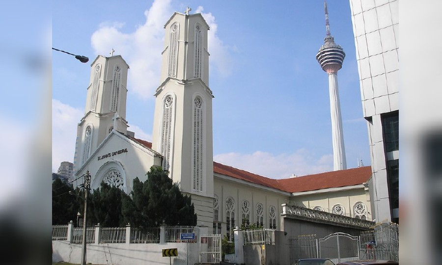 Catholic Bishops of Malaysia announced that all liturgical celebrations for Holy Week in April have been cancelled. -- File Pix