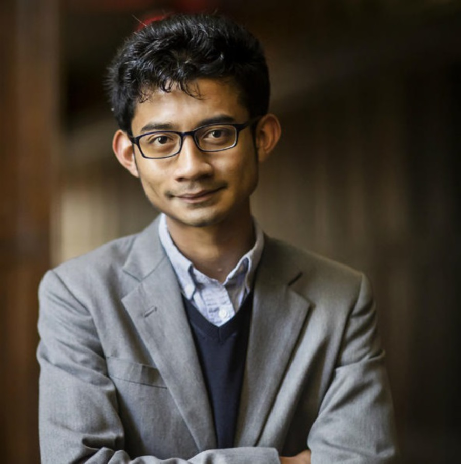 Malaysian student Adnan Zikri Jaafar at the University of Pennsylvania has been awarded the prestigious Rhodes Scholarship to pursue his master's degree at the University of Oxford. (Photo taken from University of Pennsylvania website)