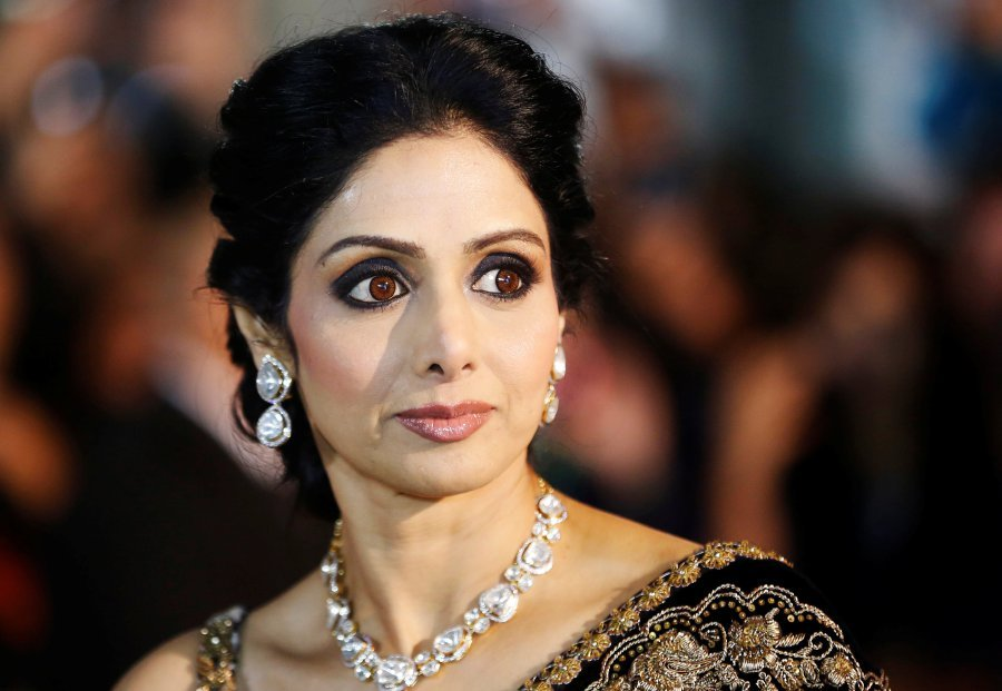 Legendary Bollywood actor Sridevi passes away