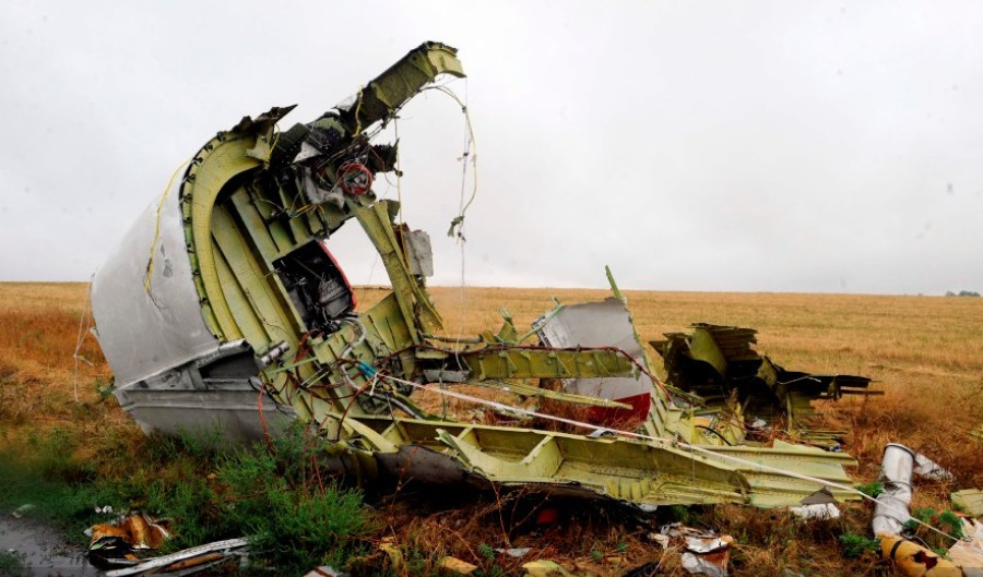 Malaysia Airlines Flight MH17 was shot down over Ukraine as it was en route from Amsterdam to Kuala Lumpur, resulting in the deaths of all 298 on board. - AFP file pic