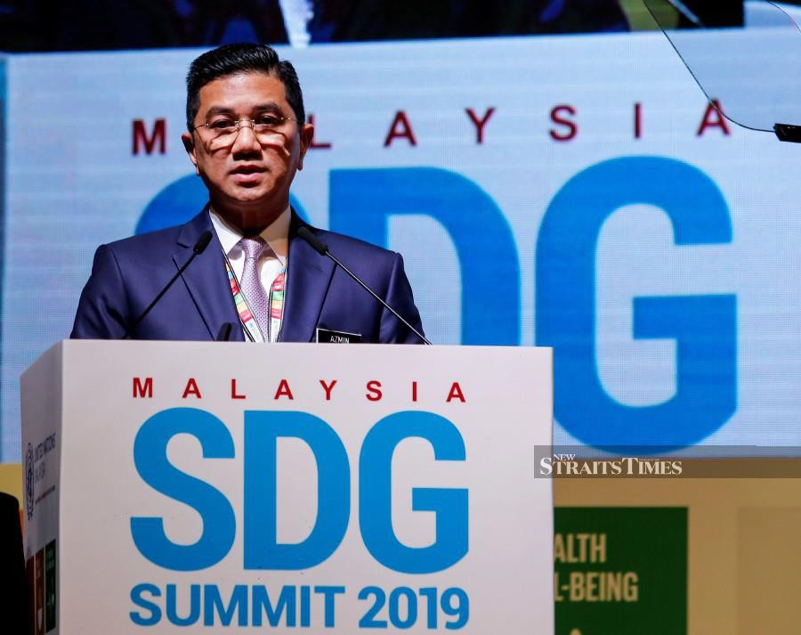 Asean members must increase resilience and act as an unified bloc in economic and geopolitical matters to achieve their Sustainable Development Goals (SDG). NSTP/SYARAFIQ ABD SAMAD.