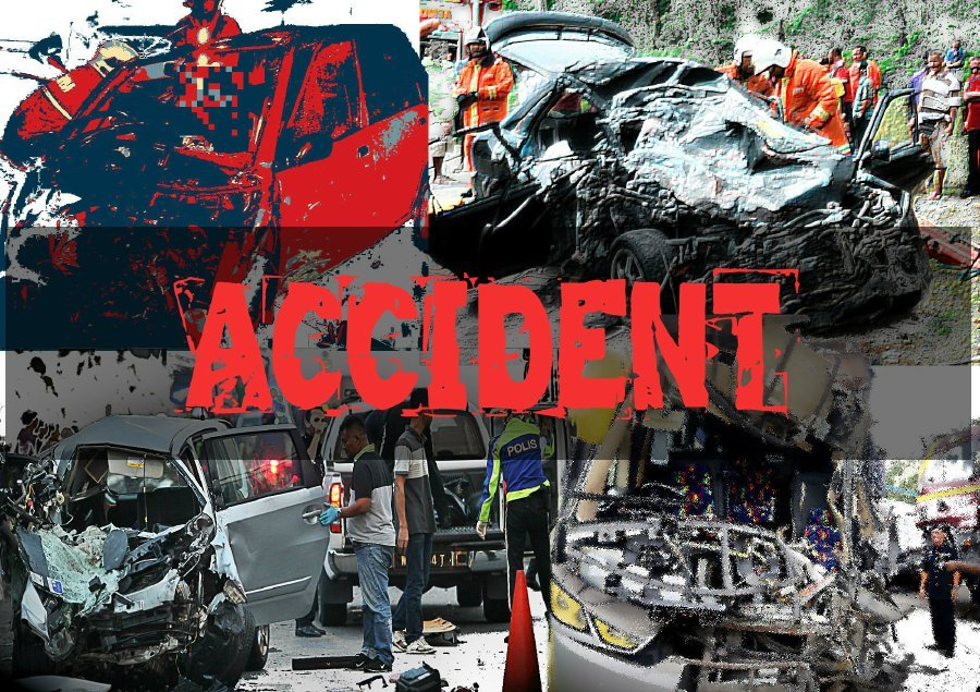 Three teenagers killed in two separate accidents on Jalan