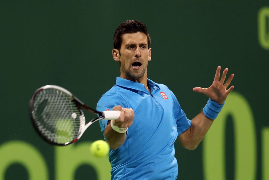 Djokovic returns to the court, adds Stepanek as coach