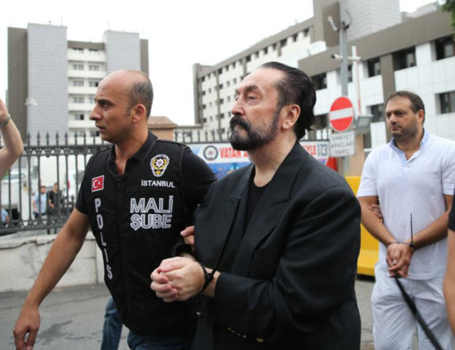 Adnan Oktar An Islamic Preacher And A Prolific Writer On Creationism Ran His Own Television Channel Where He Hosted Talk Shows On Religious Values That