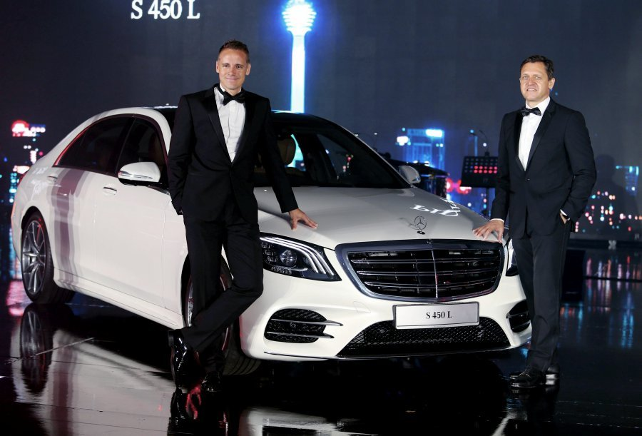 New Mercedes Benz S Class Unveiled Prices Start From Rm699 888