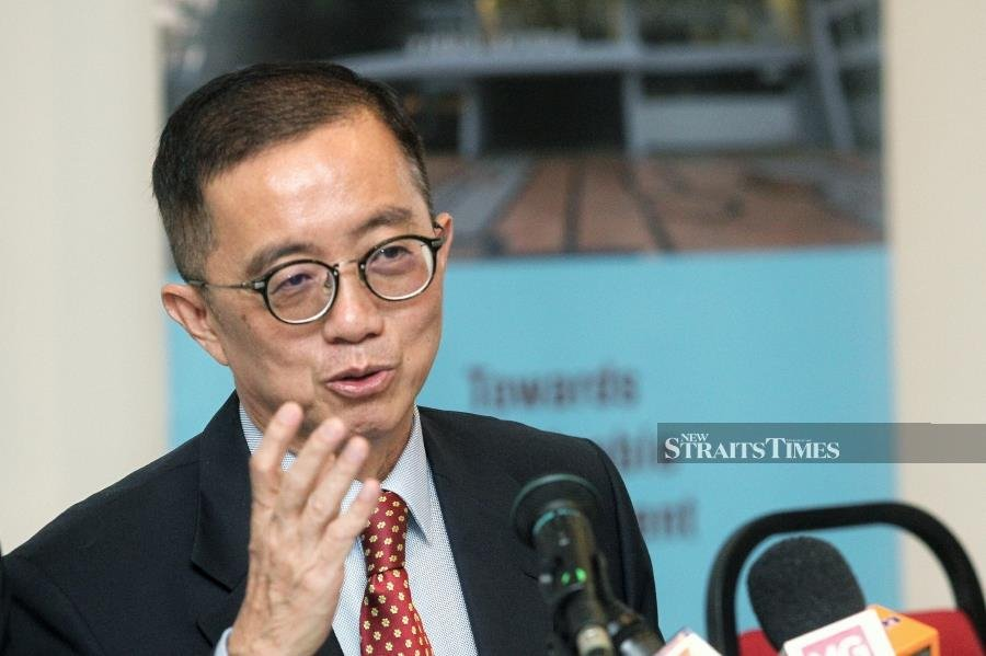 REHDA president Datuk Ir Soam Heng Choon said the association was hopeful the government would introduce an expansionary budget for 2020 in spurring more local spendings and economic activities. MAHZIR MAT ISA