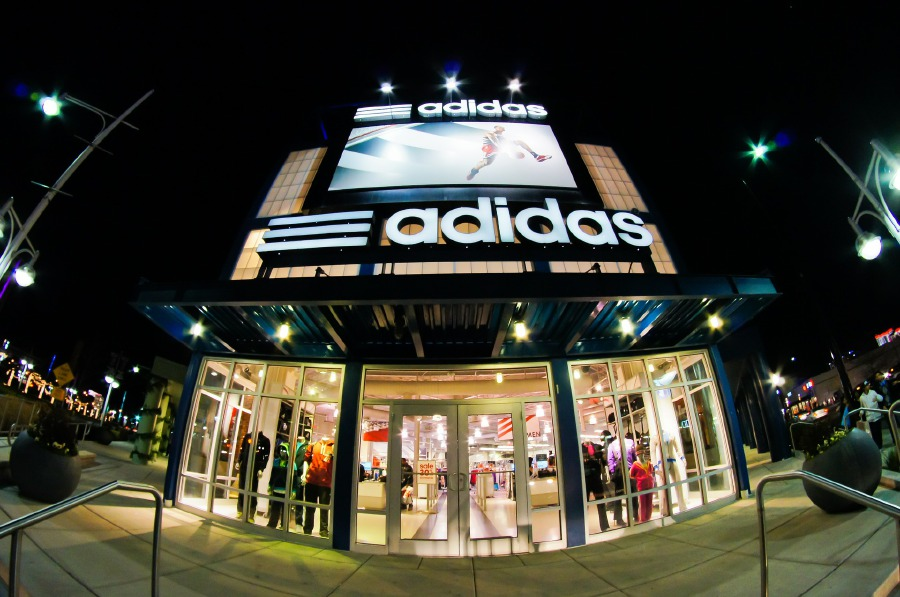 a3a369b4235 Adidas expects supply chain issues to hit its sales growth in the first  half of the year