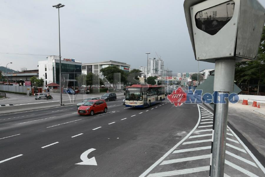 RTD: No new Awas cameras installed | New Straits Times