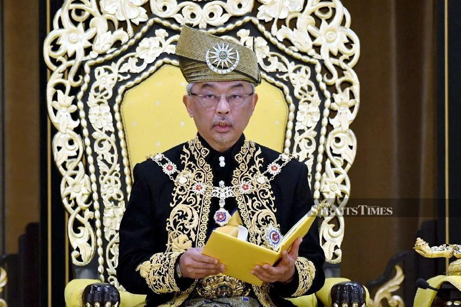 The government has agreed that the official birthday of the Yang di-Pertuan Agong for this year will be moved from Saturday, June 6, to Monday, June 8. -NSTP/File pic