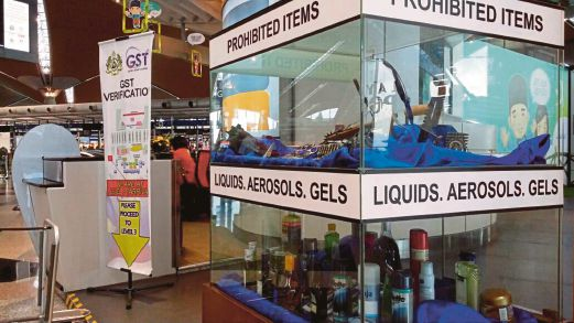 Exhibition Booth Rental Kuala Lumpur : No bite to liquids prohibition new straits times