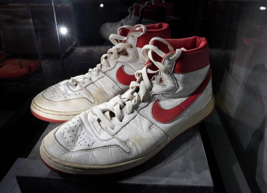 sneakers sell for RM2.58 million at auction